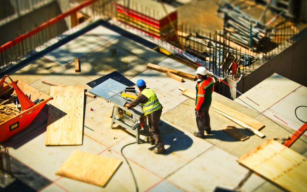 Dados do mercado para o setor da Construção Civil