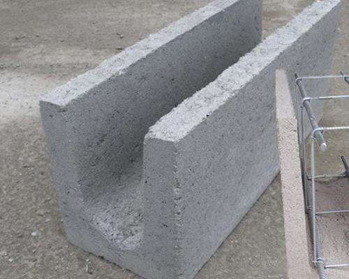 Bloco Canaleta de Concreto