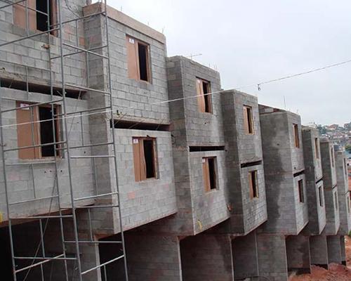 Como Construir Uma Parede com Blocos de Concreto
