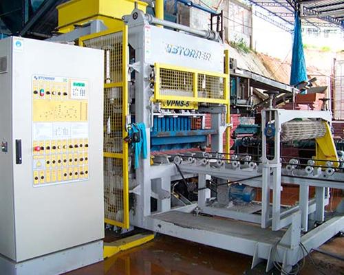 Fábrica de bloco de concreto SP