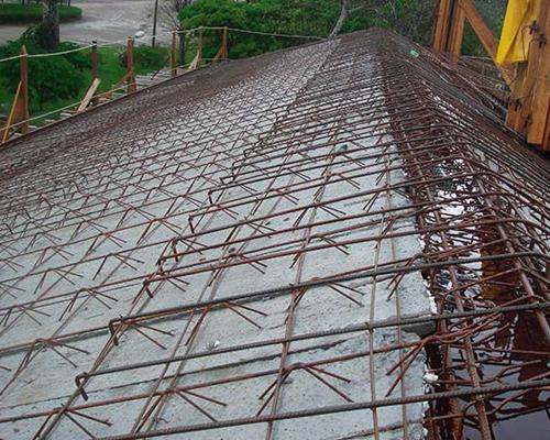 Fábrica de laje estrutural