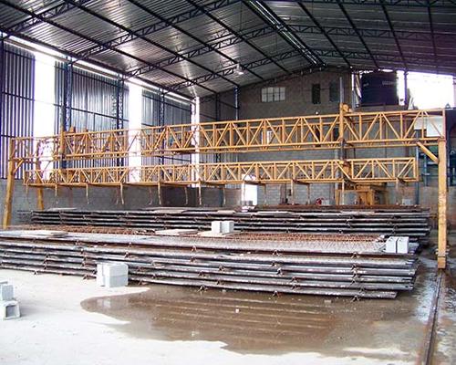 Fábrica de Lajes Pré-Moldadas