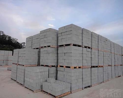Fabricante de bloco de concreto